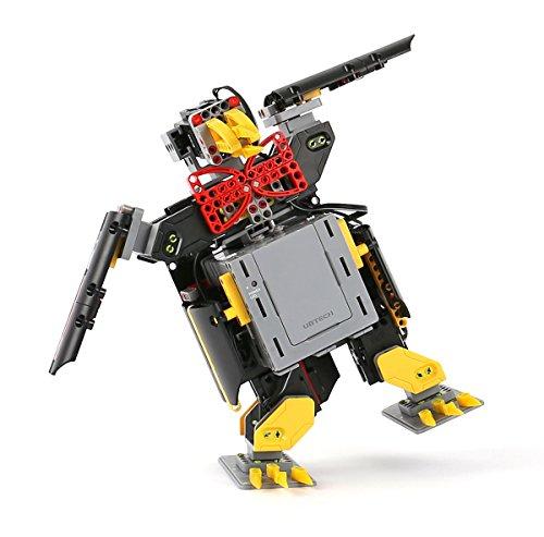 UBTECH JIMU Robot Explorer App-Enabled STEM Learning Kit (372 pcs)