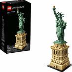LEGO 乐高 Architecture 建筑系列自由女神像