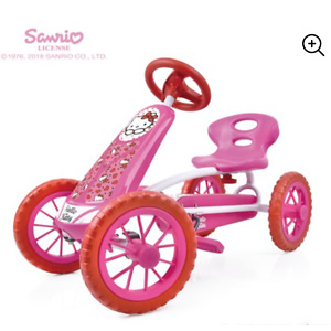 Hello Kitty Lil'Turbo Pedal Go Kart Ride On