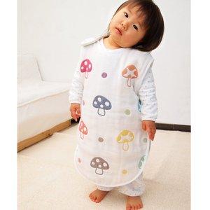 日本 Hoppetta 蘑菇 纱布 睡袋 特价