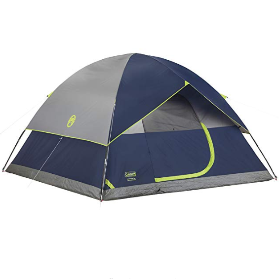 Coleman Sundome Tent, 6 Person $66.77