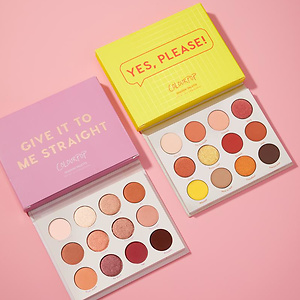 ColourPop og palettes set 25% OFF