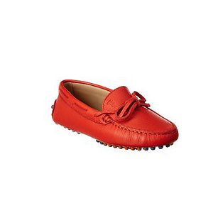 TOD's Junior Leather Loafer
