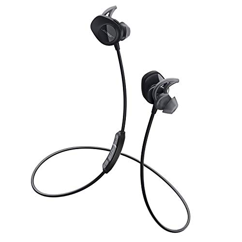 Bose SoundSport Wireless Headphones, Black $99.00 FREE Shipping