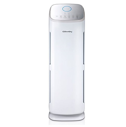 Coway AP-1216L Tower Mighty Air Purifier with True Hepa & Auto Mode(Up To 330 Sq.Ft.),