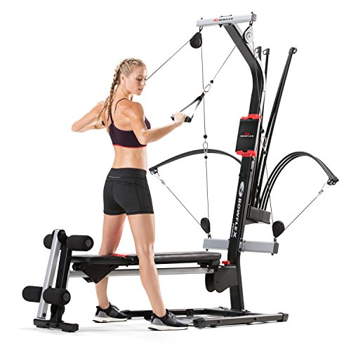 史低价!Bowflex博飞PR1000 Home Gym 多功能家用健身器械