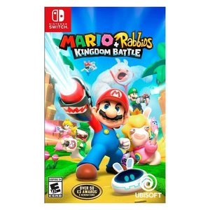 Target: Mario + Rabbids: Kingdom Battle - Nintendo Switch