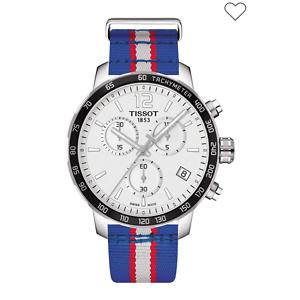 Tissot Men's Quickster Chronograph NBA Watch, 42mm