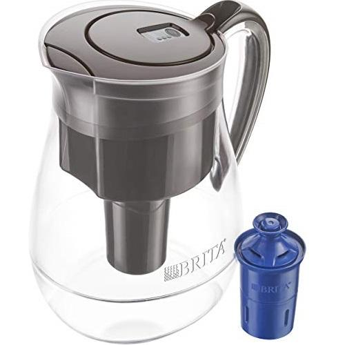 仅限今日!Brita 碧然德10杯容量滤水壶,配长效过滤器,可过滤铅