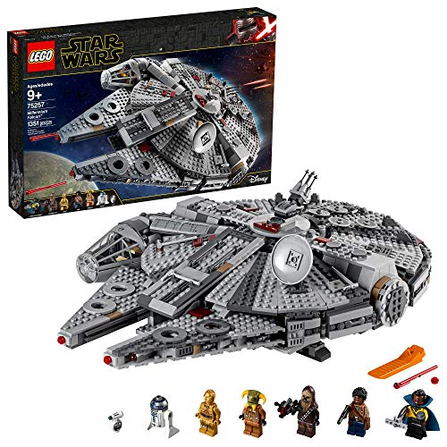 LEGO 乐高Star Wars星球大战系列 75257 千年隼