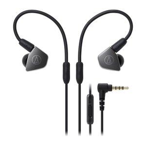 史低价:铁三角 ATH-LS70iS 入耳式耳机 带可换线线控