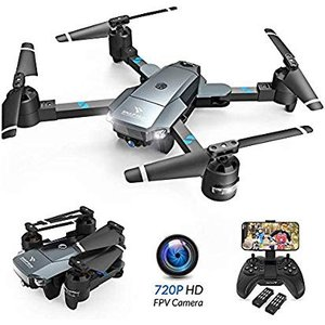 Amazon: SNAPTAIN A15 Foldable FPV WiFi Drone
