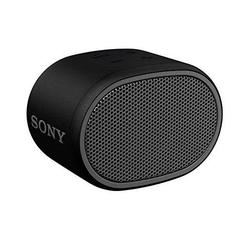SONY SRS-XB01 黑色 蓝牙音箱