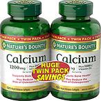 Nature's Bounty自然之宝液体补钙胶囊,120粒 x 2瓶