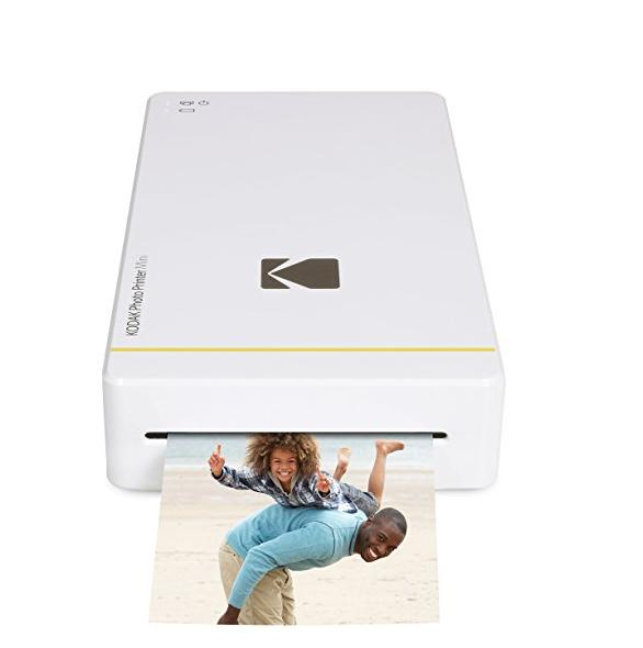 """Kodak 迷你便携式 2.1 X 3.4"""" 电子照片打印机,"""