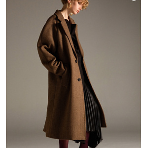W Concept:ANDERSSON BELL FOR WOMEN (Priority Shipping) Miguel Raglan Coat Awa178U