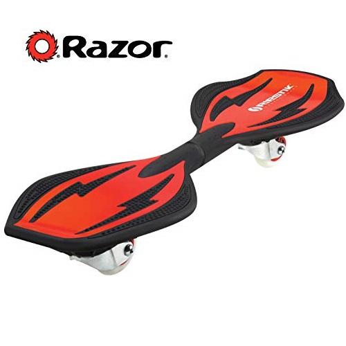 史低价!Razor RipStik Ripster 双轮蛇板