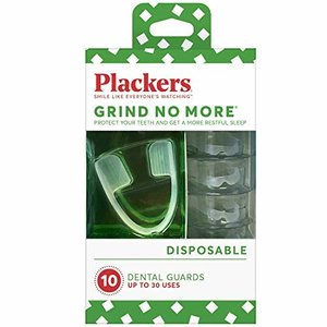 Amazon: Plackers Grind No More Dental Night Guard for Teeth Grinding, 10 Count