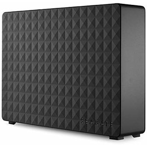 Amazon: Seagate Expansion Desktop 6TB External Hard Drive