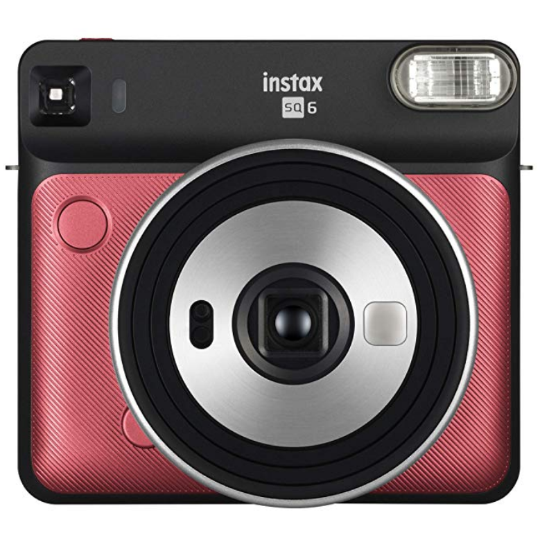 Instax Square SQ6 - Instant Film Camera - Pearl White $79.95,free shipping