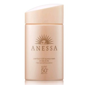 ANESSA 安耐晒 UV温和型 防晒霜 SPF50+/PA++++ 60ml