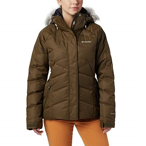 Columbia Women's Lay D Down II Winter Jacket, Waterproof & Breathable