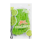 Hongfu Latex Household House Cleaning Gloves M size
