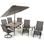 Crown Point 10pc. Patio Collection
