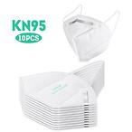10PCS KN95 口罩