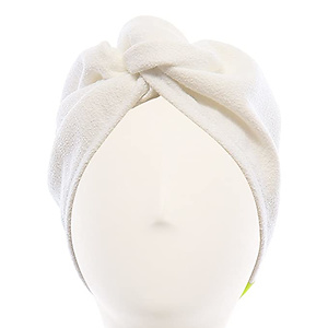 Aquis - Original Hair Turban White