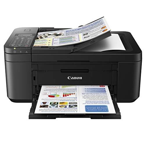 Canon佳能 PIXMA TR4520 无线多功能打印机