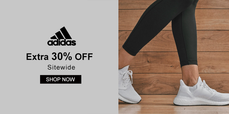 Adidas: Extra 30% OFF Sitewide