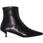 BY FAR Laura 30mm ankle boots