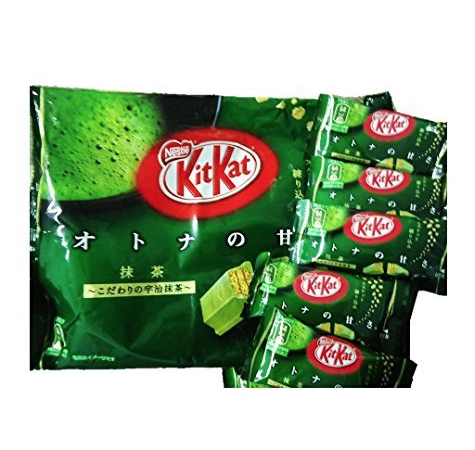Japanese Green Tea Kit Kat 2 Packs (24 Pieces Total) ONLY$12.95