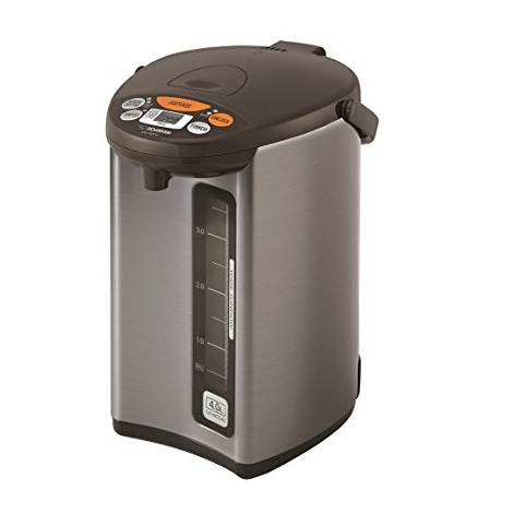 Zojirushi 象印CD-WCC40微电脑控制 热水/保温壶,4升