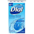 Dial 抗菌除臭香皂 4 oz - 8 ct