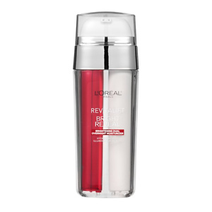 L'Oreal Paris Revitalift Bright Reveal Dual Overnight Moisturizer, 1 fl. oz.