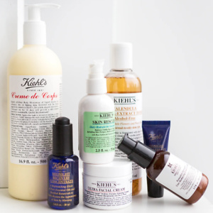 Kiehl's: 20% OFF Any Order + Free 15-Piece Gift on $150+