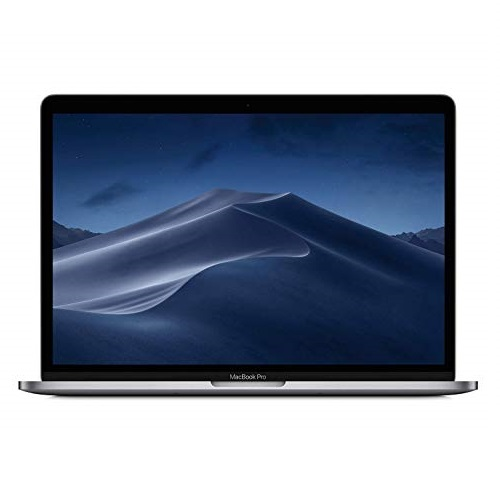Apple MacBook Pro (13-inch, Touch Bar, 2.4GHz quad-core Intel Core i5, 8GB RAM, 256GB SSD) - Space Gray (Latest Model)