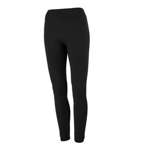 True Rock Women's Fleece Lined Leggings Solid