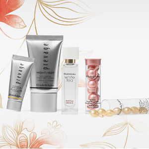 Elizabeth Arden: Free 5-pics Gifts With Any $75 Purchase