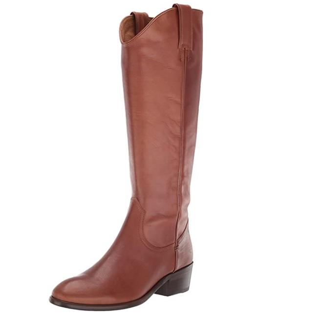 Frye Women's Carson Pull on Western Boot