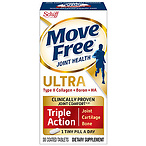 Schiff Move Free Ultra Triple Action, Tablets 30.0ea