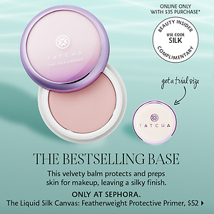 Sephora: FREE trial size of Tatcha Primer with $35