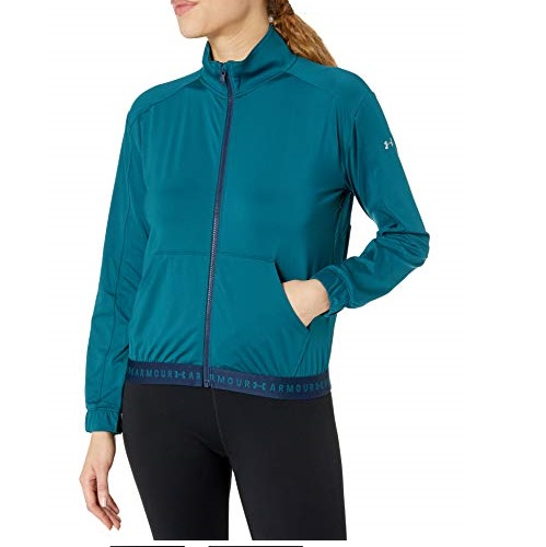 Under Armour Women's HeatGear Armour Full Zip