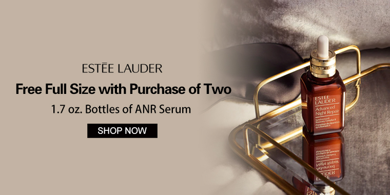 Estee Lauder: Free Full Size with Purchase of Two 1.7 oz. Bottles of Advanced Night Repair Serum