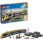 LEGO City Passenger Train 60197 Building Kit