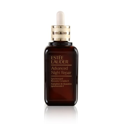 Estee Lauder   Advanced Night Repair Synchronized Recovery Complex II   Serum   Oil Free   For All Skin Types   Dermatologist Tested   3.4 oz