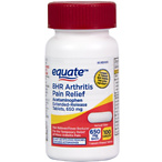 Equate Acetaminophen Extended-Release Tablets, 650 mg, Arthritis Pain 100 Count