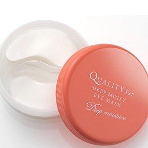 Quality First 高保湿 防皱纹 去黑眼圈 眼膜 60片 特价